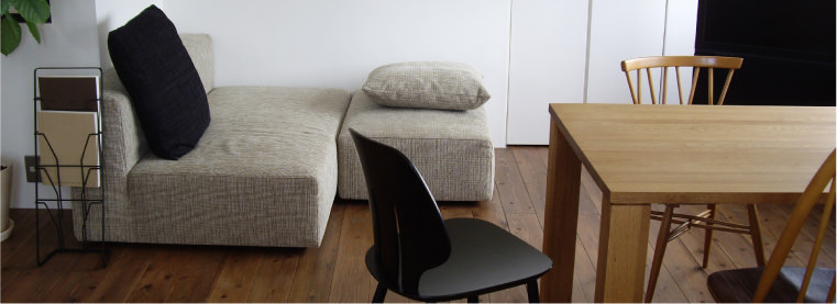 家具の移動/転送家具の組立て不要家具の引取り